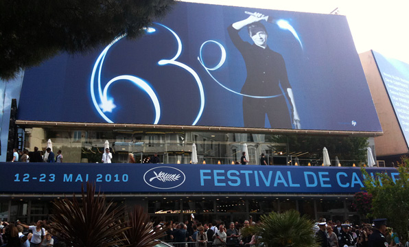 Cannes Film Festival - The Palais