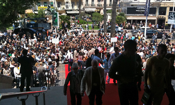 Cannes Film Festival - Crowds