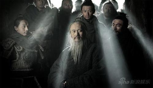 Chow Yun-Fat as Confucius
