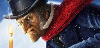 First Look: Jim Carrey as Scrooge in Disney's A Christmas Carol