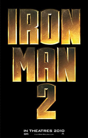 Jon Favreau's Iron Man 2 Poster