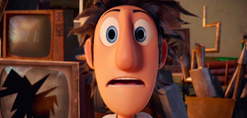 Cloudy with a Chance of Meatballs Trailer