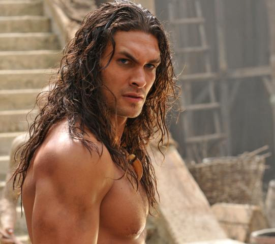 Jason Momoa as Conan Photo