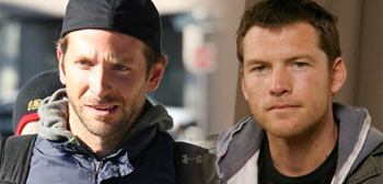 Bradley Cooper and Sam Worthington