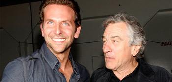 Bradley Cooper & Robert De Niro