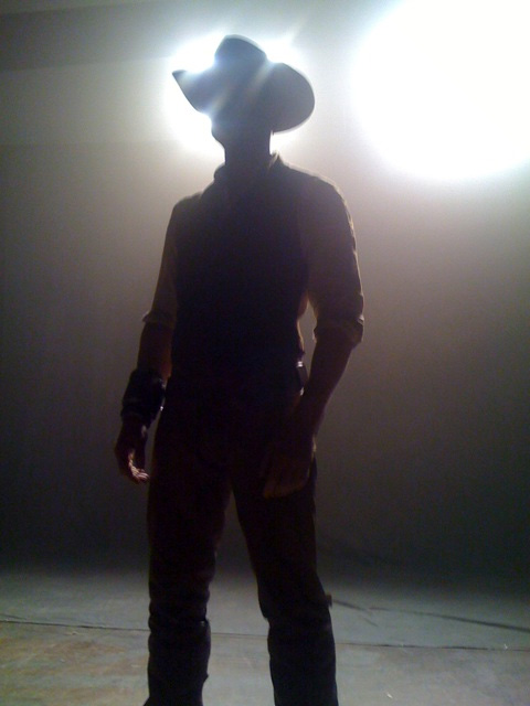 Cowboys & Aliens Camera Test