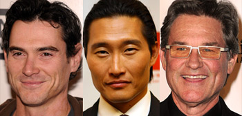 Billy Crudup, Daniel Dae Kim, Kurt Russell