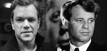 Matt Damon / RFK