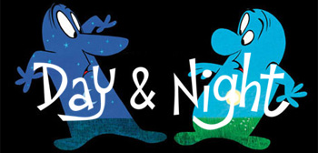 Pixar's Day & Night