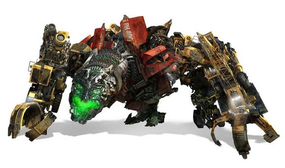 Transformers: Revenge of the Fallen - Devastator
