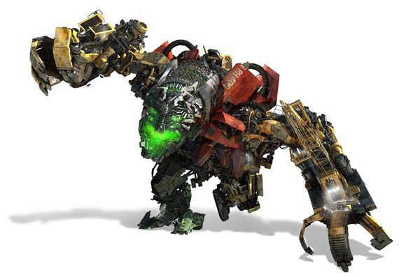 Transformers: Revenge of the Fallen - Devastator
