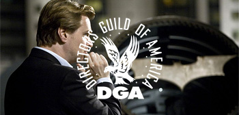 Directors Guild of America - Christopher Nolan
