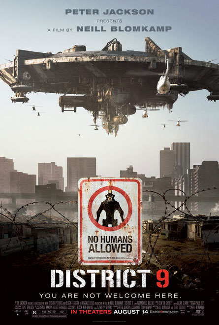 New District 9 Poster
