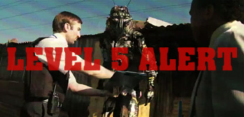 Level 5 Alert - District 9