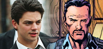 Dominic Cooper / Howard Stark
