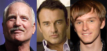 Richard Dreyfuss, Julian McMahon, Henry Hopper
