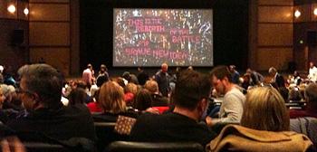 Sundance 2010 - Eccles Theater