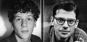 Jesse Eisenberg / Allen Ginsberg