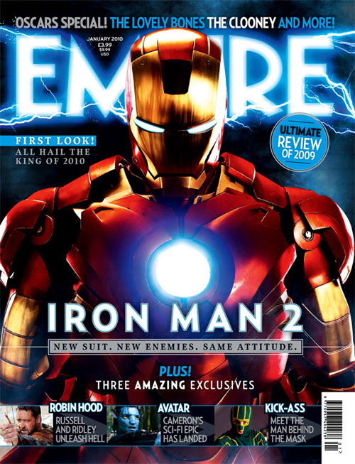 Empire - Iron Man 2