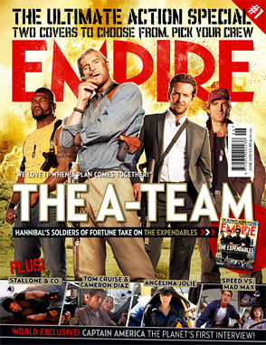 Empire - A-Team Cover