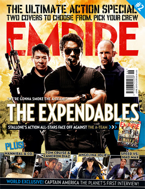 Empire - Expendables Cover