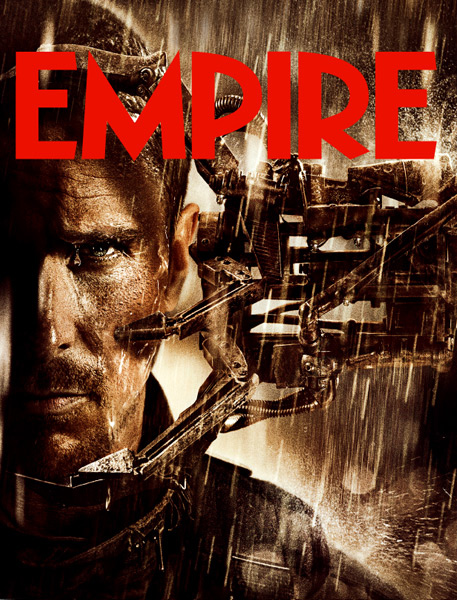 Empire's Terminator Salvation Cover