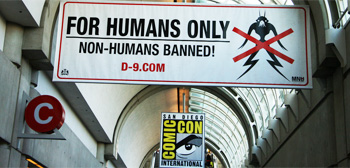 For Humans Only - Comic-Con 2008