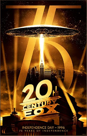 20th Century Fox 75th Anniversary - Independence Day