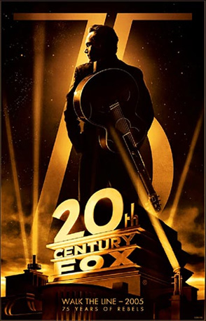 20th Century Fox 75th Anniversary - Walk the Line