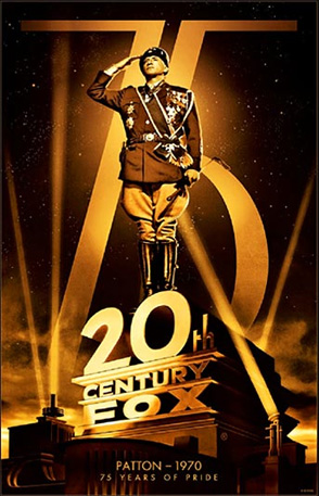 20th Century Fox 75th Anniversary - Patton