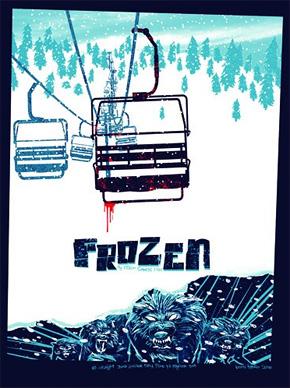 Frozen Mondo Poster