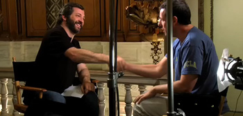 Judd Apatow Interviews Funny People's Adam Sandler