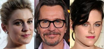 Greta Gerwig, Gary Oldman, Kristen Stewart