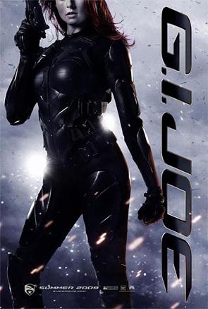 G.I. Joe Poster - Scarlett