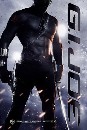 G.I. Joe Poster - Snake Eyes