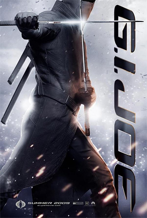 G.I. Joe Poster - Storm Shadow
