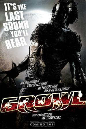 Growl Poster
