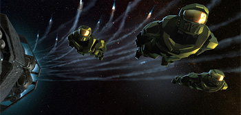 Halo: Fall of Reach Movie