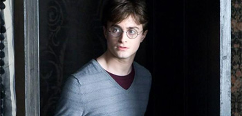 Harry Potter and The Deathly Hallows Teaser
