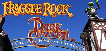 Fraggle Rock - Dark Crystal
