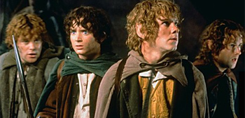 Hobbits in Lord of the Rings