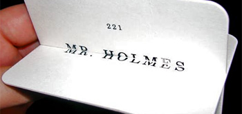 Mr. Holmes Viral