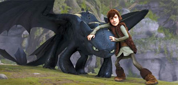 How to Train Your Dragon Trailer