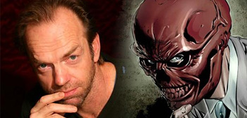 Hugo Weaving / Red Skull
