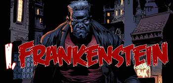 I, Frankenstein Comic