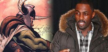 Idris Elba / Heimdall