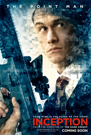 Inception Poster - Joseph Gordon-Levitt