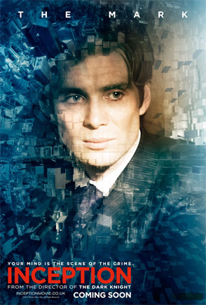 Inception Poster - Cillian Murphy
