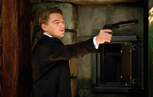 Christopher Nolan's Inception Photo