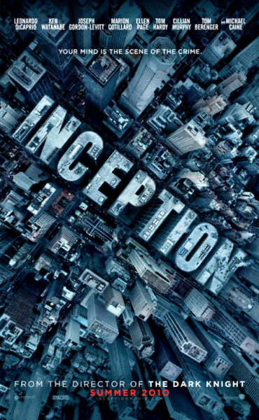 Inception Teaser Poster